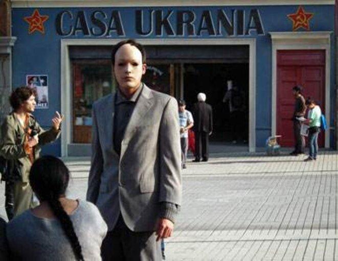 La Danza de la realidad d'Alejandro Jodorowsky © Pathé Distribution