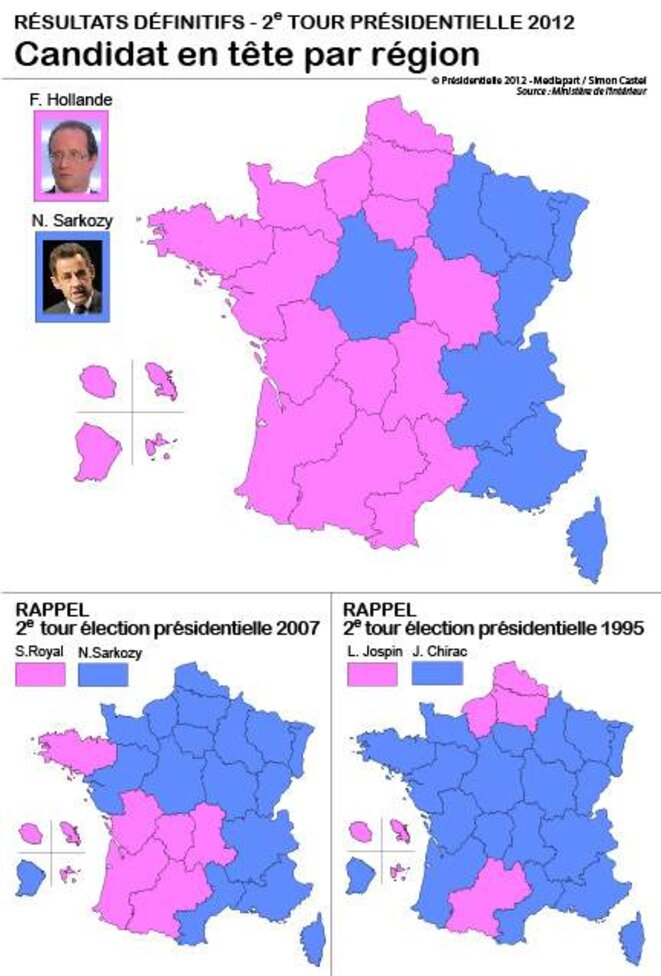 Map Of France Voting.French Presidential Election Results The Final Scores The Key