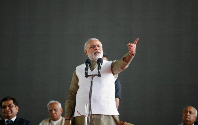 Narendra Modi. © Reuters
