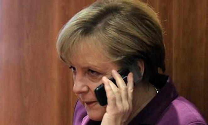 Angela Merkel © Reuters