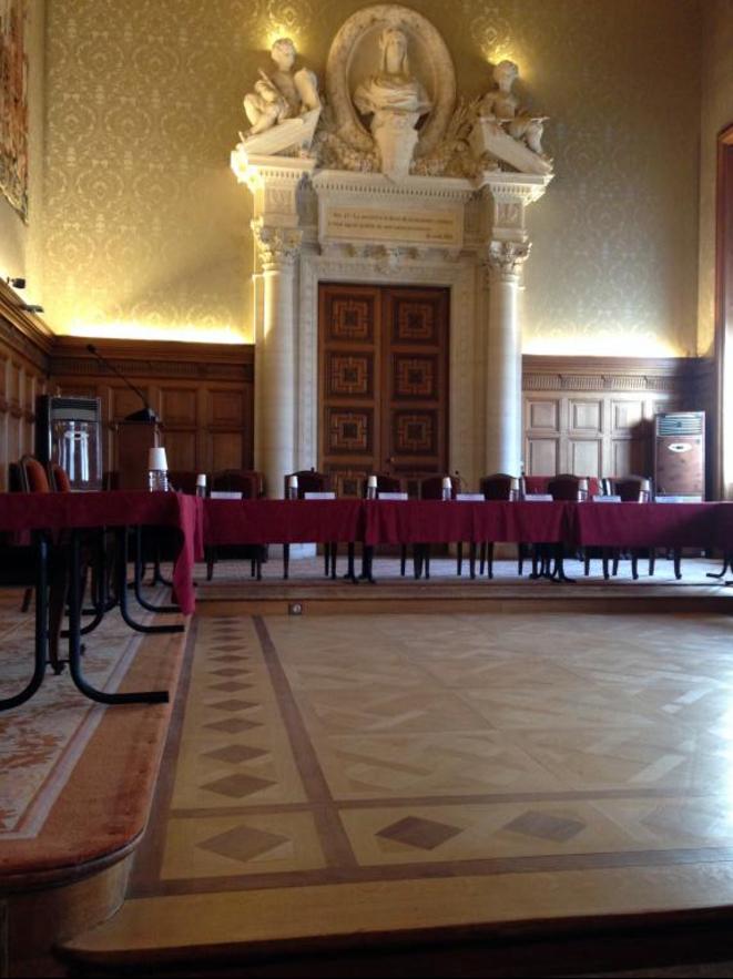 La première chambre de la Cour des comptes