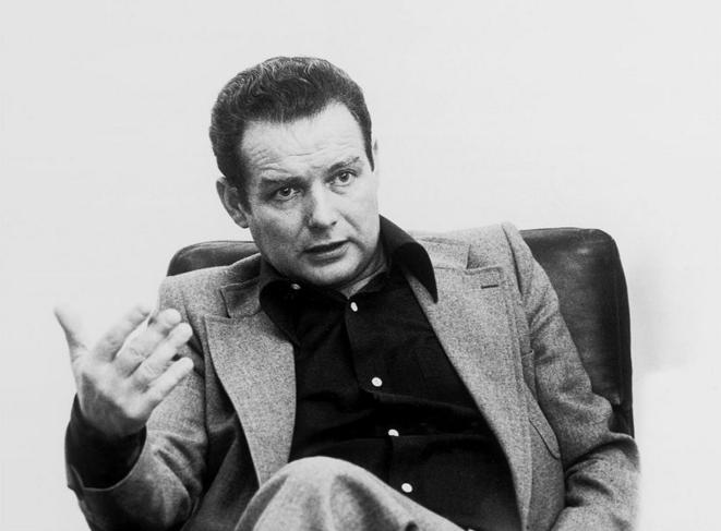 Alexis Gourvennec dans les années 1970.