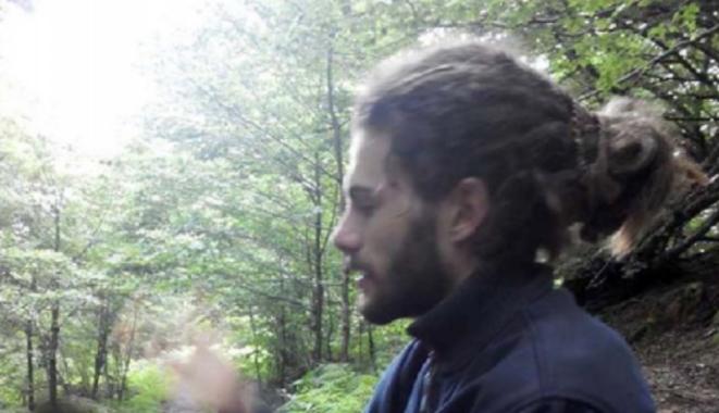 Rémi Fraisse, botaniste de 21 ans