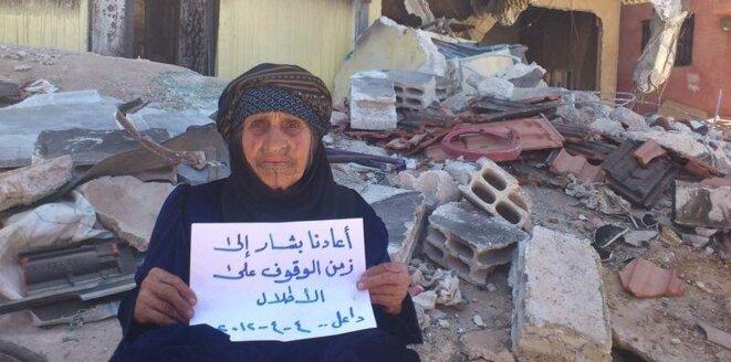 A Homs le 4 avril © LccSyria
