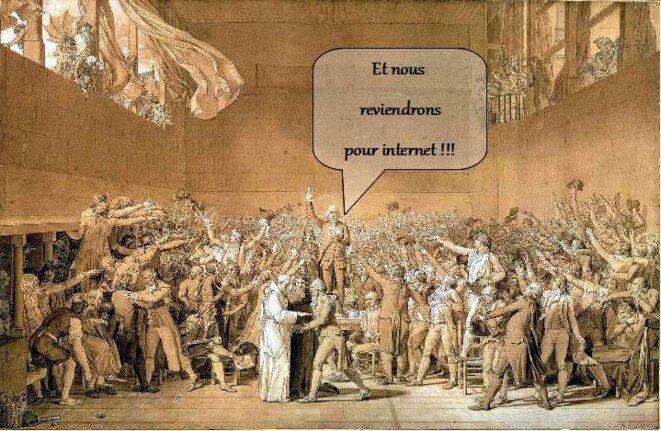 © G8 vs INTERNET