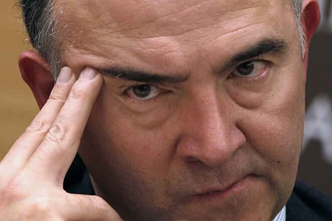 Pierre Moscovici © Reuters