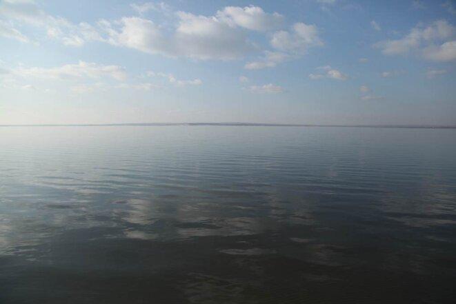 Le lac Hongjiannao