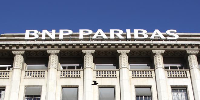 Le siège de BNP Paribas à Paris.