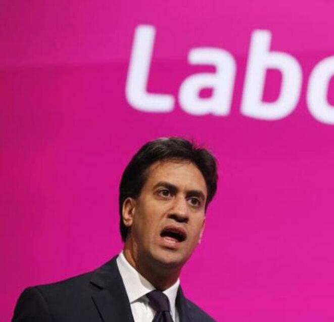 Ed Miliband © Reuters