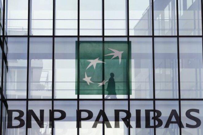 Le siège de BNP Paribas à Issy-les-Moulineaux, près de Paris, en juin 2014. © Reuters