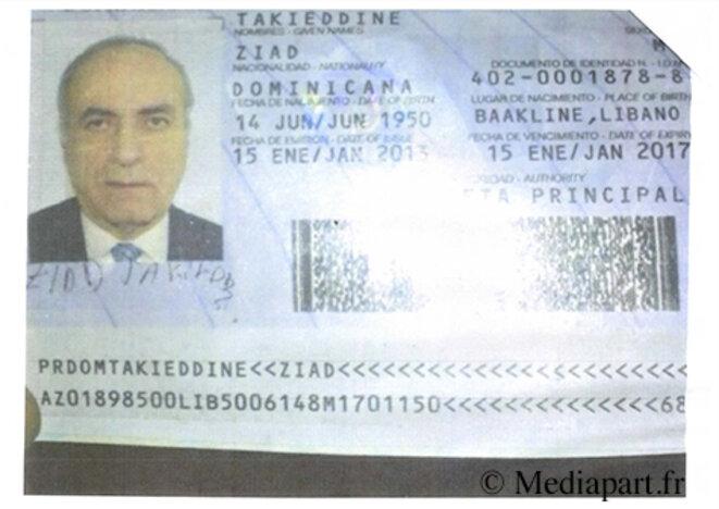 Keyword Ziad Takieddine Mediapart