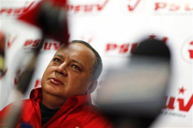 Diosdado Cabello © Reuters