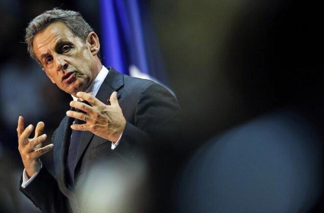 Nicolas Sarkozy © Reuters