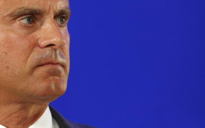 Manuel Valls © Reuters