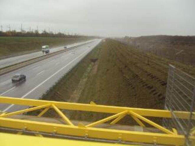 nouvel autoroute © moi