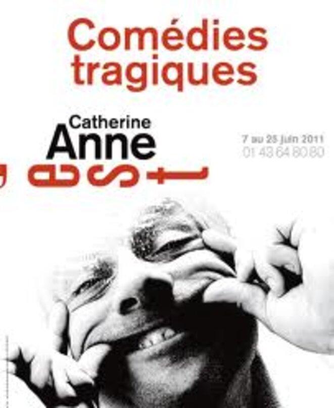 Comédies Tragiques de Catherine Anne, au TEP en juin 2011 © TEP