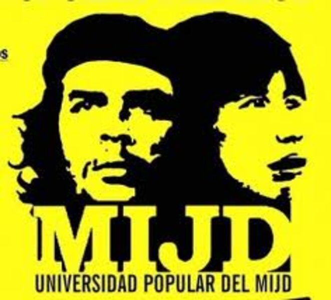 Universidad popular MIJD © Movimiento independiente Justicia y Dignidad