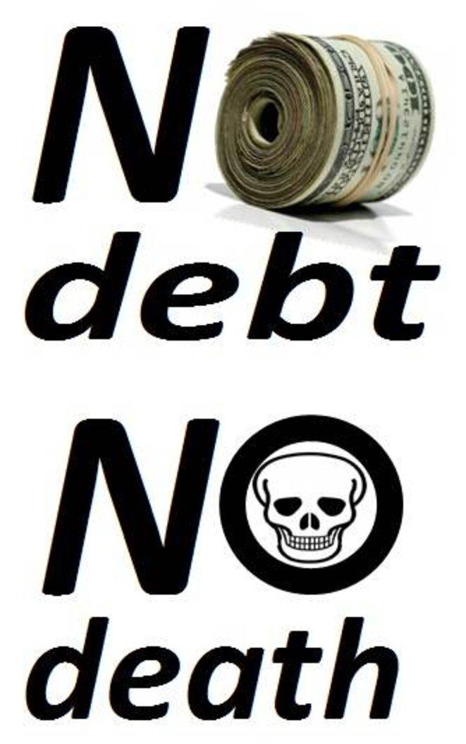 NON dettes NON décès