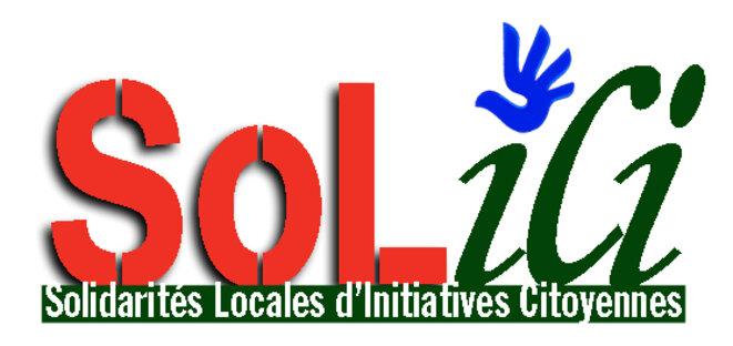 SoLiCi - Solidarités Locales d'inicitatives citoyennes