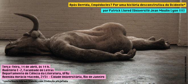 Conférence sur l'éthique animale de Derrida