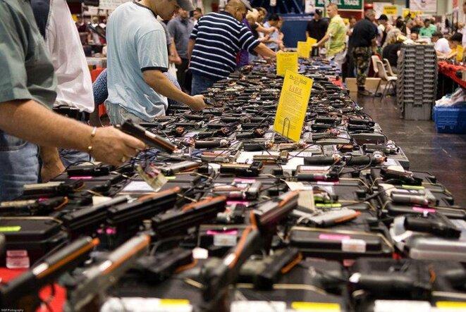 © wikicommons Houston gun fair