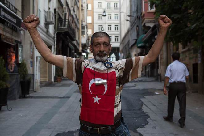 Istanbul, 6 juillet  2013  © P-Mod