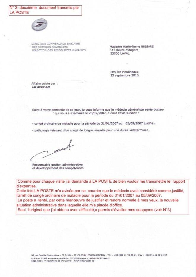 Harcelement Tour De Passe Passe Et Machination A La Poste Le Club