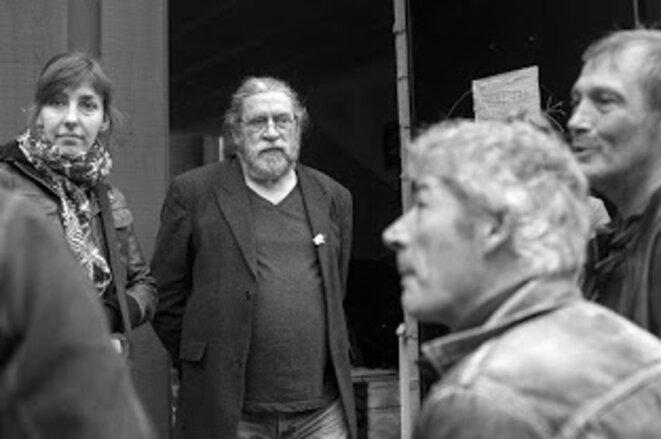 Anne Rivollet, Patrick Le Bellec et Bruno Boussagol