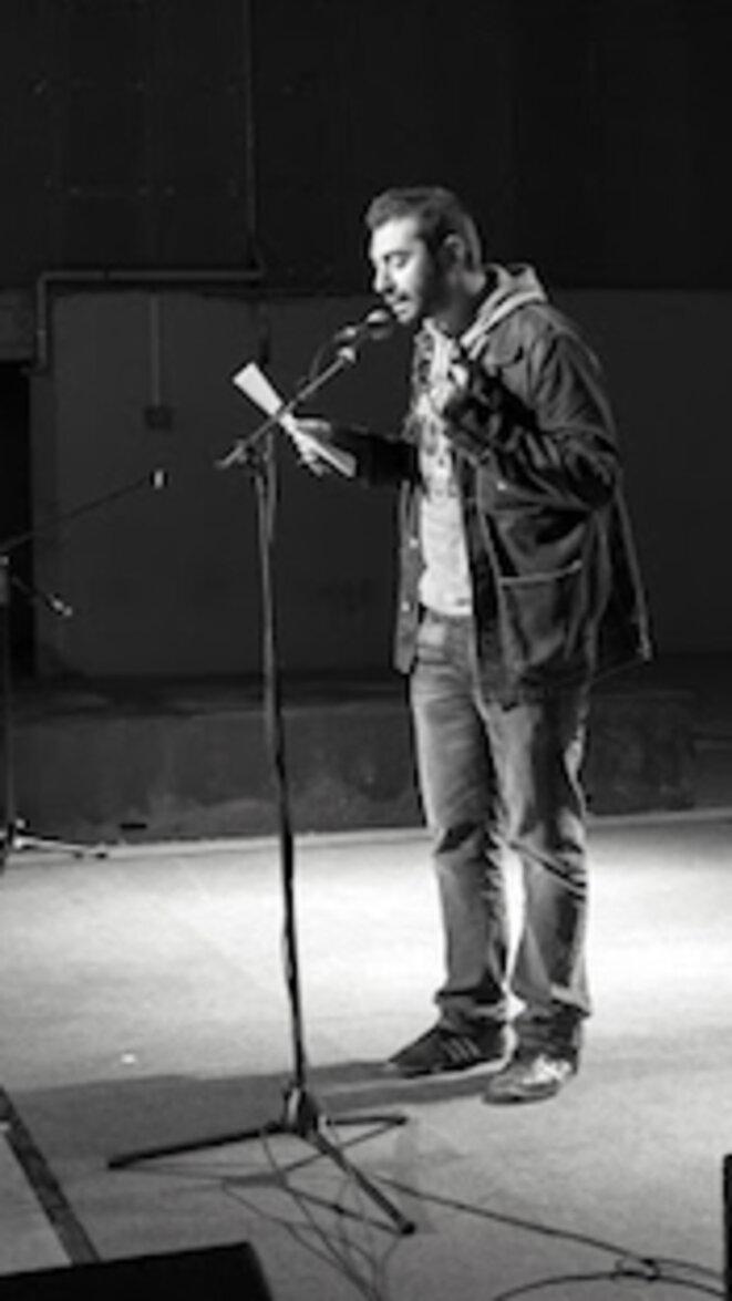 Hedi Maaroufi en poète