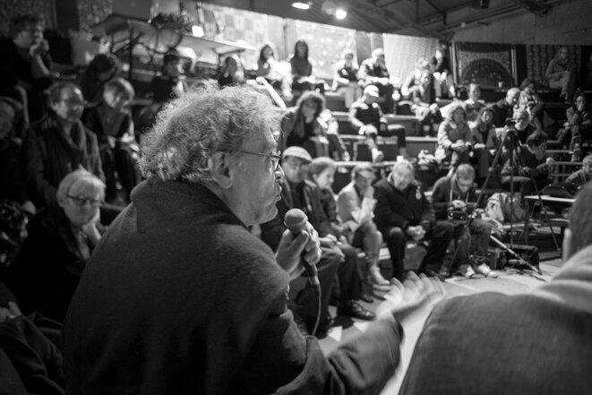 Stéphane Gatti dans le débat © O.Perrot