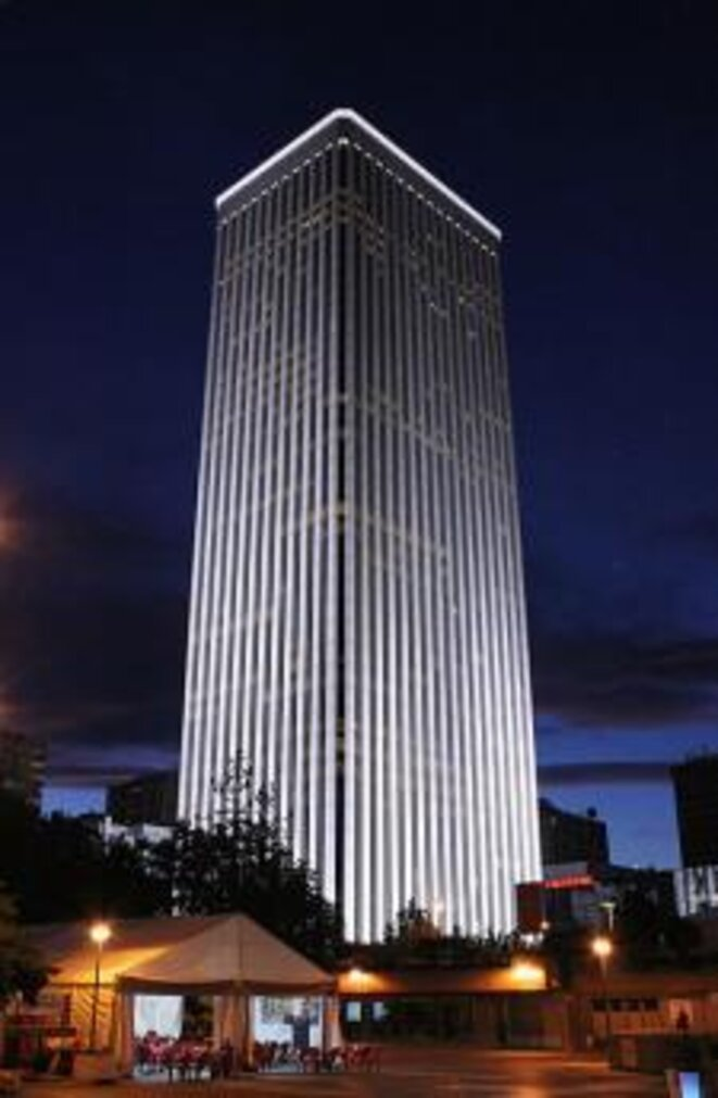 Torre Picasso, Madrid