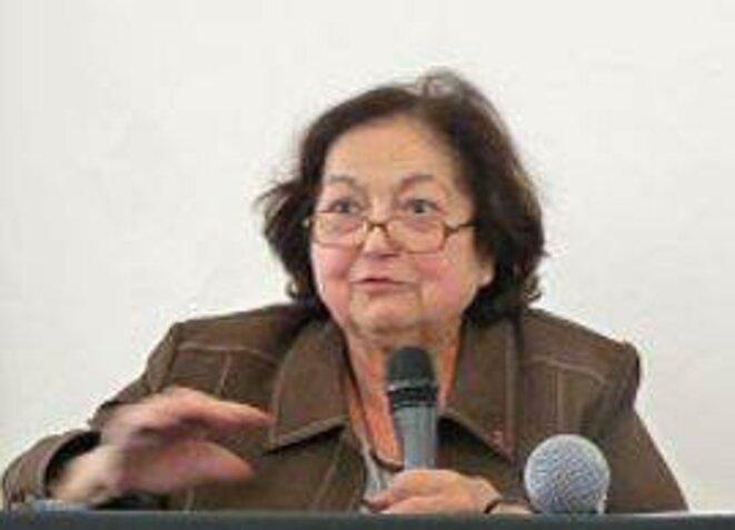 Françoise Héritier © Wikipedia