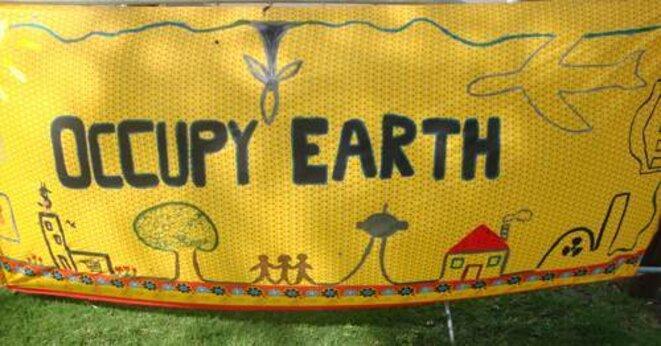 © Après Occupy Wall Street, Occupy la Terre ?
