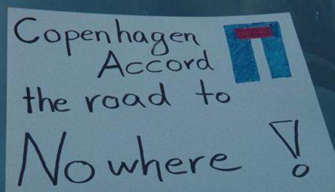 La route de Copenhague est une impasse © Alter-Echos