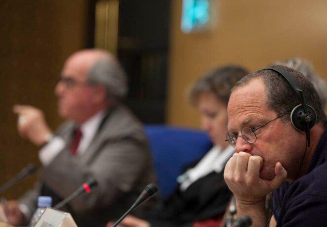 Dror Etkes & Elias Sanbar sur l'importance de Jérusalem pour les Palestiniens.