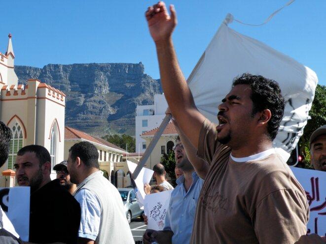 Cap Town, 25 fevrier 2011 © Maryline Dumas