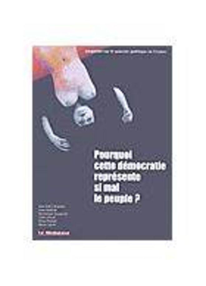 Couverture du livre paru en 2001.