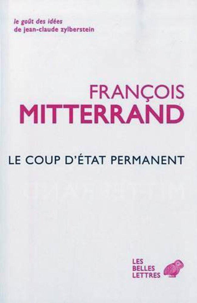 En 1964, Mitterrand fustigeait le présidentialisme.
