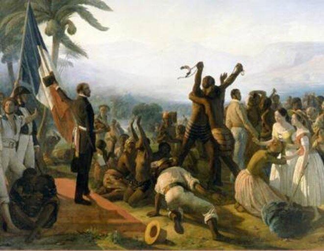 L'abolition de l'esclavage vue par les anciens maîtres...