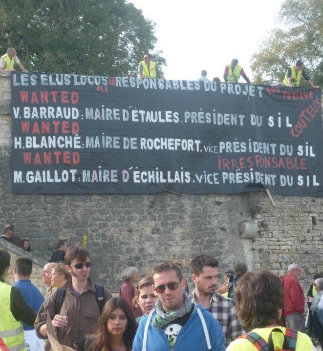 Le «vincinérateur» bénéficie du soutien inconditionnel d'élus de gauche comme de droite (Joël Anselme)