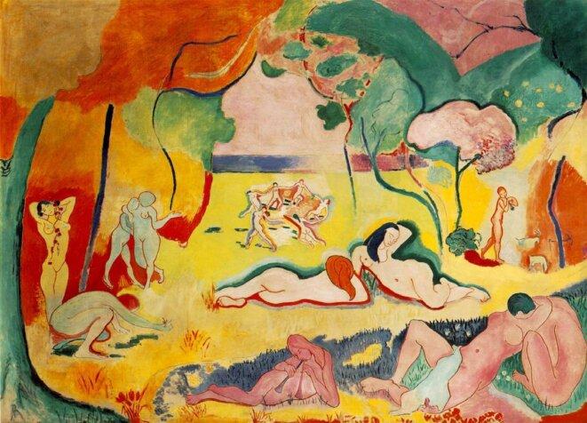 «La joie de vivre», Henri Matisse, 1905-1906 (DR)