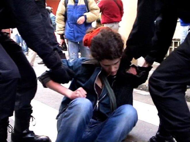 « Que nos actions soient illégales, on s'en fout, du moment qu'elles sont légitimes. »