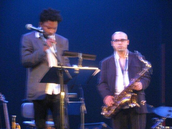 concert à Limoges en Nov 2012