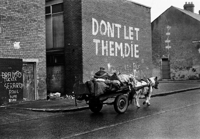 Brexit: les frontières toujours ardentes de l'Irlande du Nord