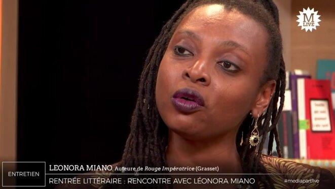 Léonora Miano: «L'Afrique a aussi le droit d'incarner l'amour»