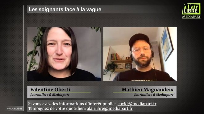 «À l'air libre», épisode 4: les soignants face à la «vague»