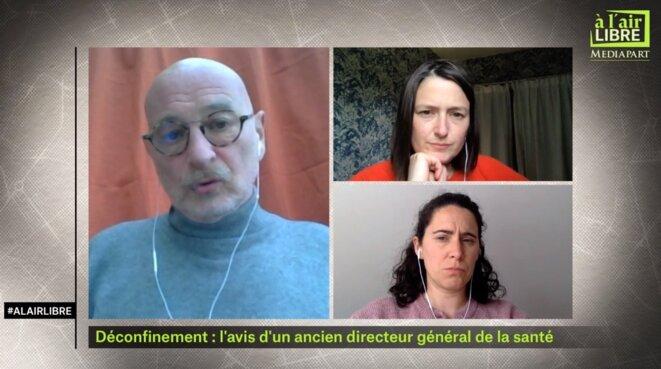 «A l'air libre»: entretien avec William Dab, choc annoncé pour les précaires, la crise au Chili