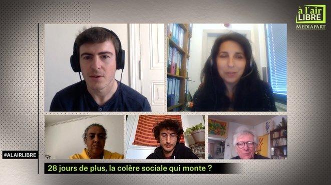 «À l'air libre»: confinement et colère sociale, entretien avec Antonio Casilli