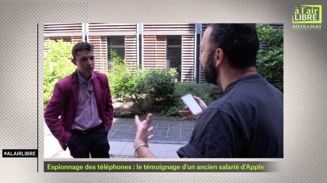 «A l'air libre»: le lanceur d'alerte d'Apple, la Hongrie, et l'écologie d'après
