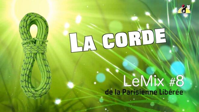 La Parisienne Libérée: «La corde»